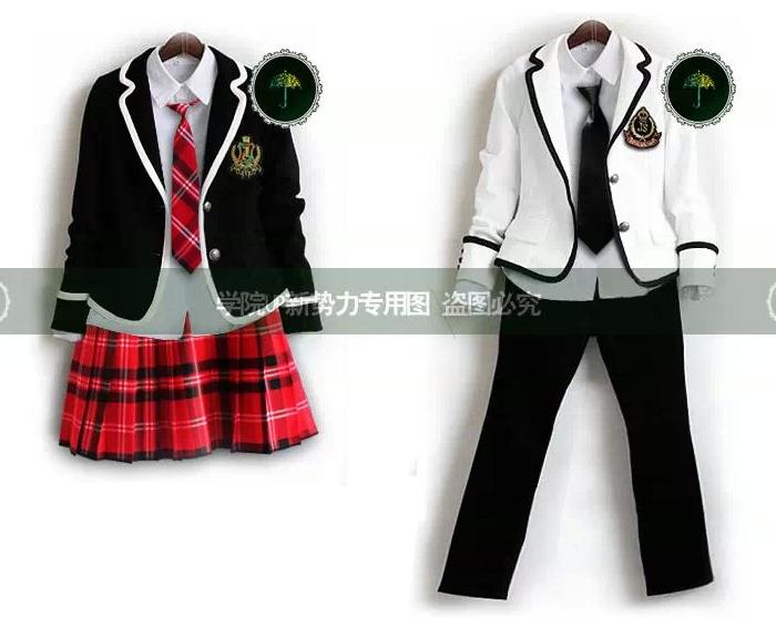England janpanese dolly mori fairy gakuen school navy marine Occident Sailor lolita uniform jacket skrit set(China (Mainland))