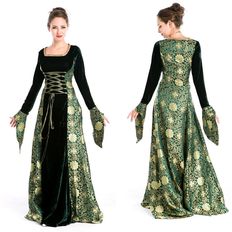 2014 New Sexy Halloween Costumes Gypsy costumes cosplay clothes Church of Our Lady(China (Mainland))