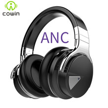 Buy Cowin E-7 Active Noise Cancelling Bluetooth Headphones Wireless Stereo Headset Deep bass Headphones Microphone/for phone for $68.72 in AliExpress store