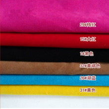 PU Faux Leather Fabrics 0.6MM Thickness Decorative French-sided cashmere Cloth Artificial Sewing DIY Material Leather Wholesale(China (Mainland))