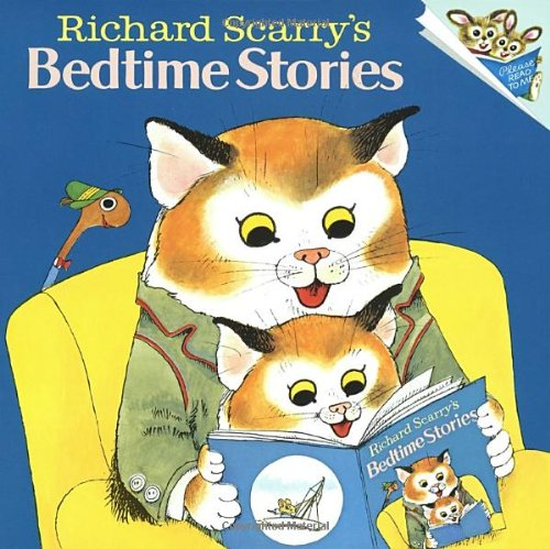 richard scarry 39 s bedtime stories books for baby baby book english story books for babies in. Black Bedroom Furniture Sets. Home Design Ideas