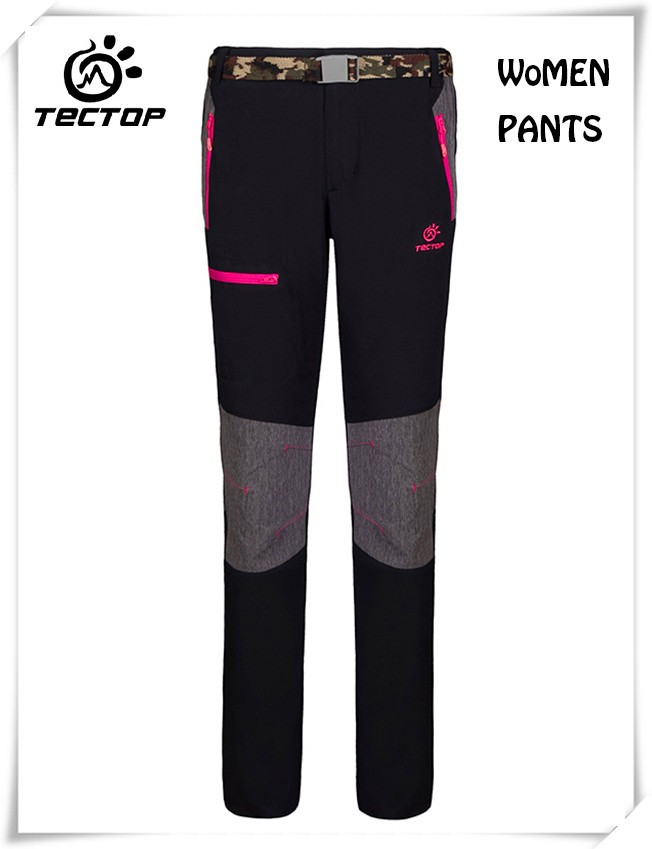 Free-Shipping-Quick-dry-Women-Sport-Pants-for-Hiking-and-Cycling-Pants-with-Button-Fly-Nylon