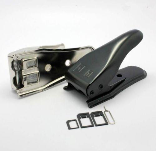 Universal cutting edge tool micro nano SIM card/Shear card