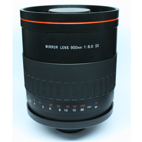 900mm f8 T Mount MIRROR TELEPHOTO LENS for Olympus E410 E620 E510 E520 E30 SP-570 camera<br><br>Aliexpress