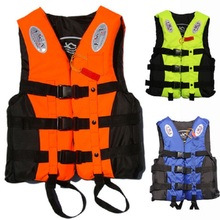 Outdoor Life Vest for fishing life vest Life Jacket raft swim vest inflatable life vest adult with whistle(China (Mainland))