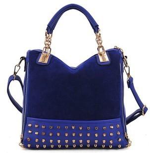Free shipping 2014 New Spring Fashion Buckle Coin  Women's Shoulder Handbags, Accept Drop Shipping