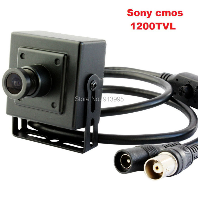 Free shipping Top Quality ! Sony CMOS 1200TVL Megapixel indoor Video Surveillance CCTV Camera Security