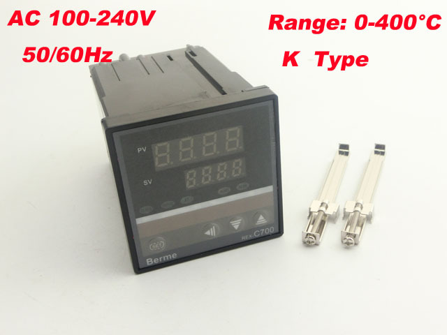 AC100-240V Display Switch SSR Temperature Control Meter REX A series of(China (Mainland))
