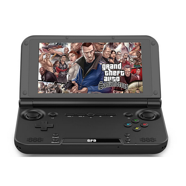 GPD XD RK3288 2G/16G 5 inch Game Tablet PC Quad Core IPS Android Game Player Video Handheld Game Console Black(China (Mainland))