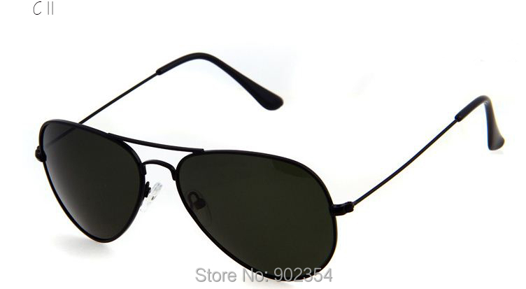 (10pcs/lot) good quality colorful coating reflective ray model sunglasses polarized metal sunglasses(China (Mainland))
