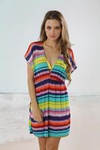 Buy Summer dress 2015 vestido de festa summer style sundress women dress female robe free size cheap clothes china women beach dress for $6.98 in AliExpress store