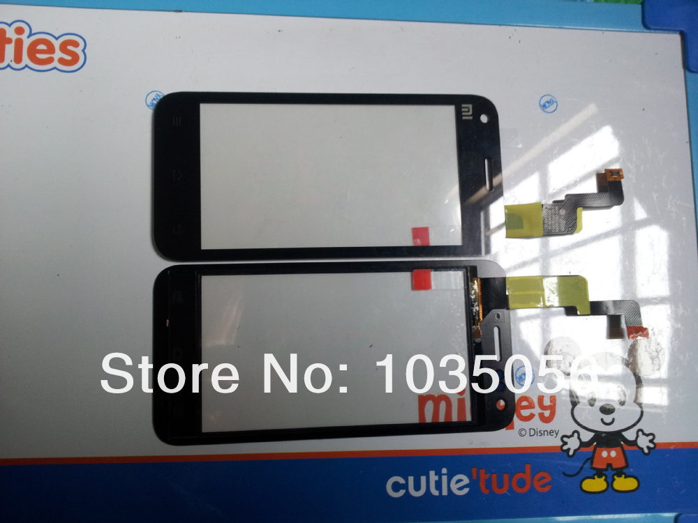 5Pcs/Lot For Xiaomi 1s M1s Touch Screen Digitizer Replacement Parts Glass Touch Panel With Tracking NO ; Free Shipping
