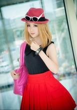 Pokemon XY Pocket Monsters Serena Cosplay Costume