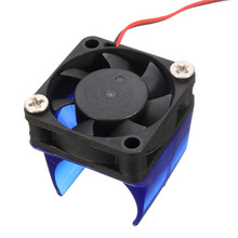DC 12V Plastic Mini Cooling fans 30x30x10mm Blue Cooling fans Case for 3D Printer E3D V5