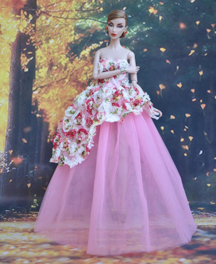 Handmade Dresses For Barbie Dolls For Barbie Doll Handmade