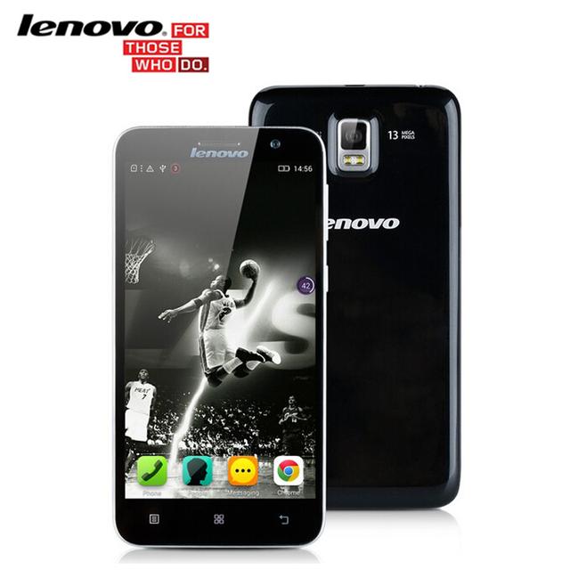 Оригинал Lenovo A806 A8 Окта основные 4 Г Умный Мобильный Телефон MTK6592 Android 4.4 2 Г RAM 16 Г ROM 13MP 5.0 дюймов IPS 1280X720 FDDLTE GPS