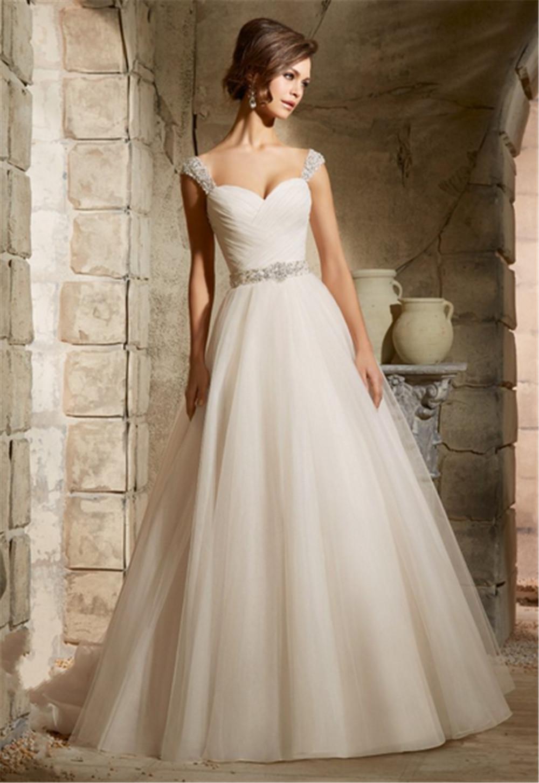 The Castle Wedding Dress