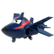 Grande!!! asas de 15 cm ABS Super Deformação Robô Avião Brinquedos Figuras de Ação Super Asa Transformação brinquedos para presente das crianças(China)