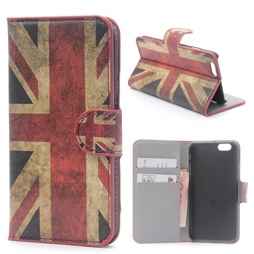 The patriot's choice union jack case cover for iphon 6 4.7 i6 Cell phone sets bag phone cell phone cases The picture Fashion(China (Mainland))