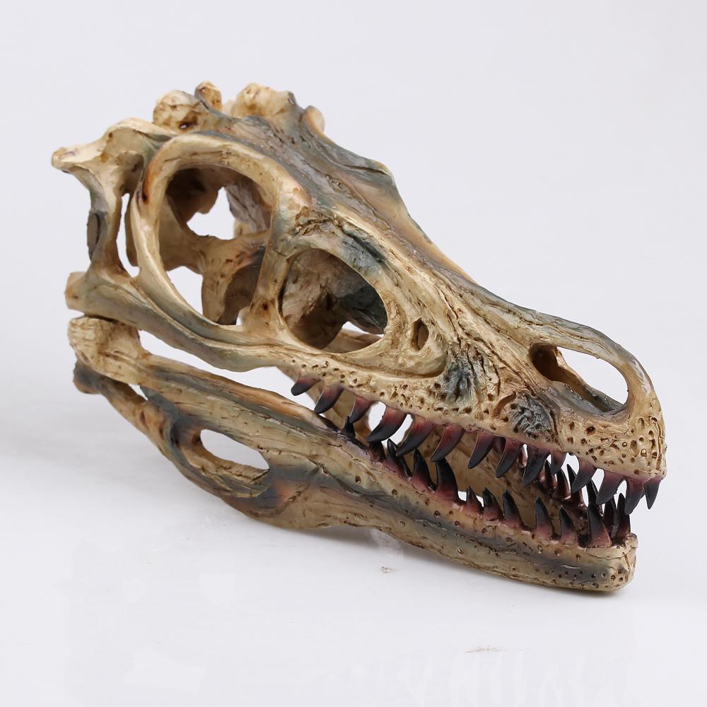 Aliexpress.com : Buy P Flame Velociraptor Dinosaur Skull ...