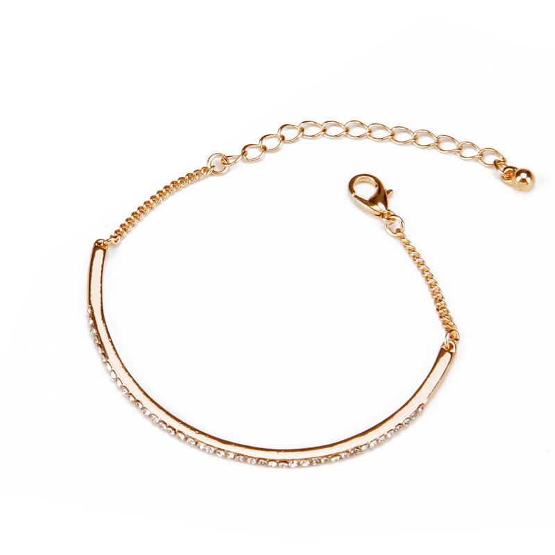 Fashion accessories wholesale joker bracelet female male lovers bracelet creative girlfriends a gift Hand catenary(China (Mainland))