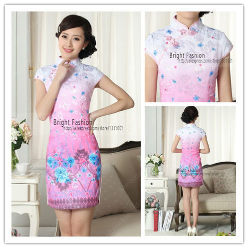 Designer Women's Wholesale Clothing China Designer Qipao Women s