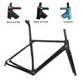 2017 carbon fiber T800 Carbon Road Frame Carbon Road Bike Frames UD bicycle frame hot selling