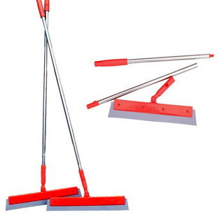 Magic Broom Sweep Dust Hair Bathrooms Wiper Brooms Rotate Connector Rubber Mop Cleaning Tools - Happy Mall ! store