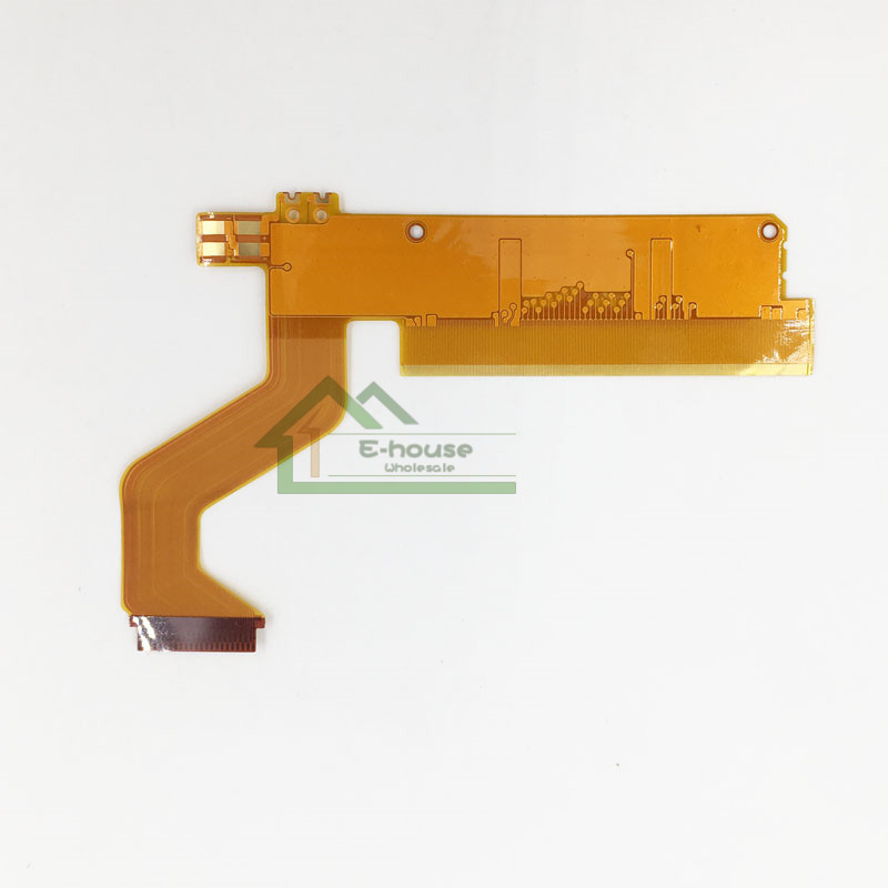 High Quality Flex Cable Ribbon Cable Replacement For Nintendo DS Lite for NDSL Upper LCD Display Screen(China (Mainland))