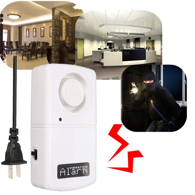 Security Safely Home Alarm Automatic Alarm 120 db Power Blackouts Electric Burglar Alarm 220v 380v(China (Mainland))