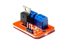 TOP MOSFET Button IRF520 MOSFET Driver Module for Arduino ARM Raspberry pi(China (Mainland))