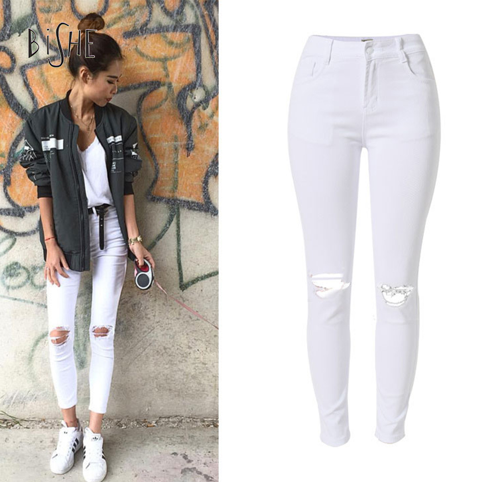 Online Get Cheap White Jeans Summer -Aliexpress.com | Alibaba Group