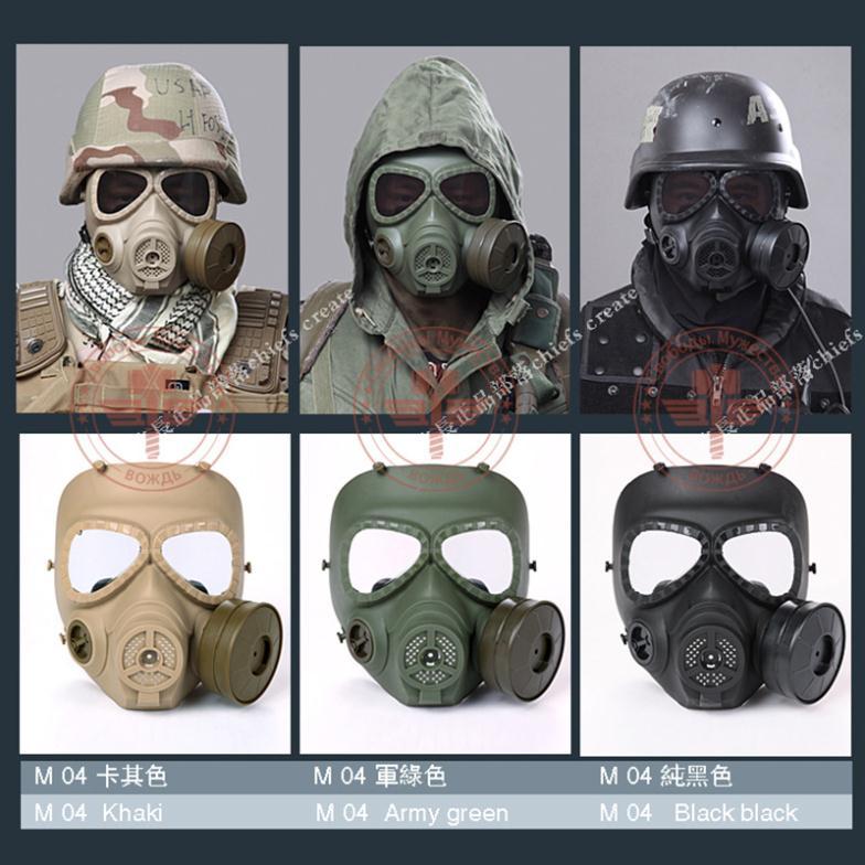 Paintball Masks Skull Skull Biochemical Gas Mask