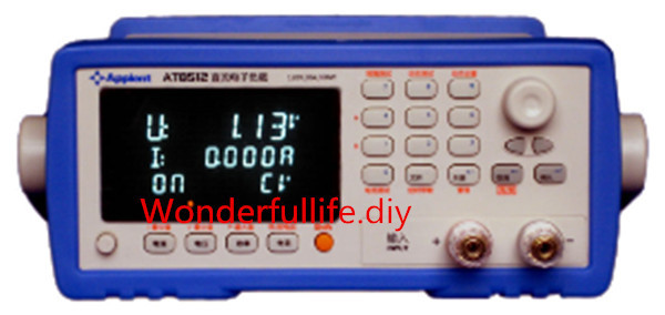 AT8511 DC Electronic Load FREE SHIPPING