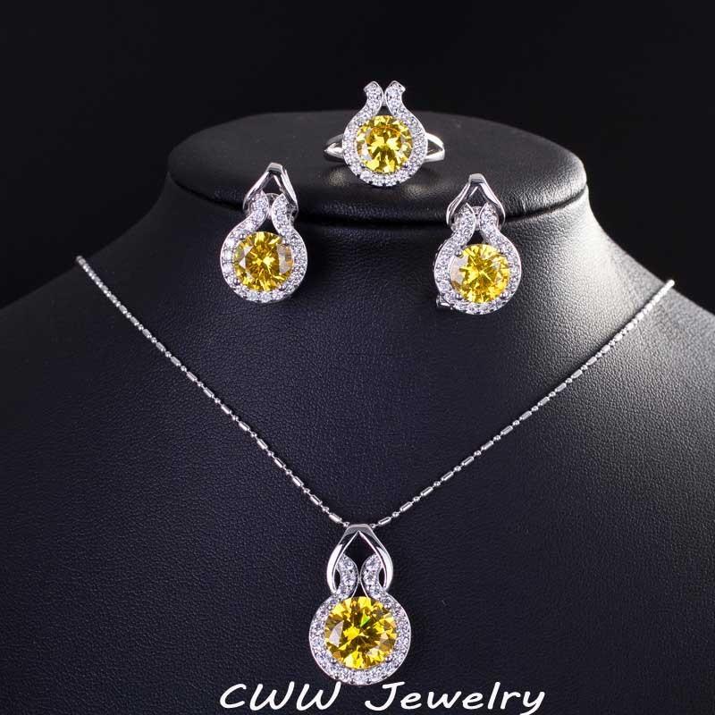 women jewelry set fashion