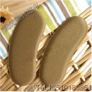 After the foot care foot wear thicker sponge to keep abreast insole shoe size adjustment(China (Mainland))
