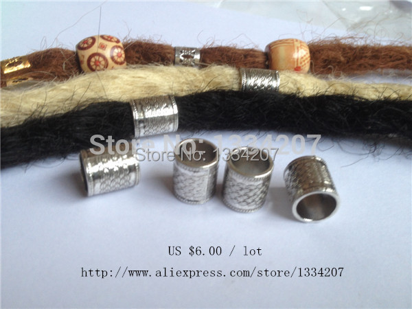 Dreadlock Cuff Beads Dreadlock Beads Cuff Clip