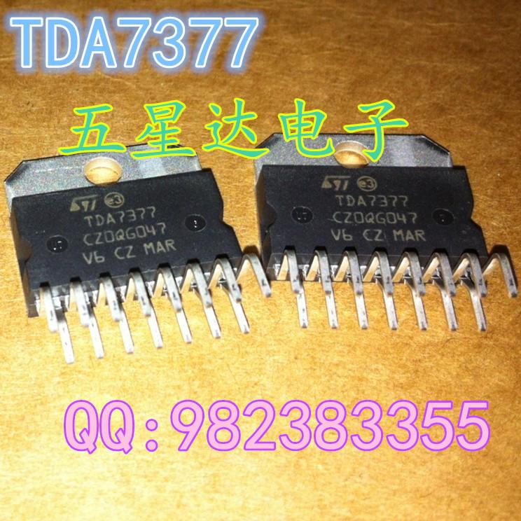 5 шт/много TDA7377 TDA7377V аудио усилитель IC ZIP15 новый оригинал