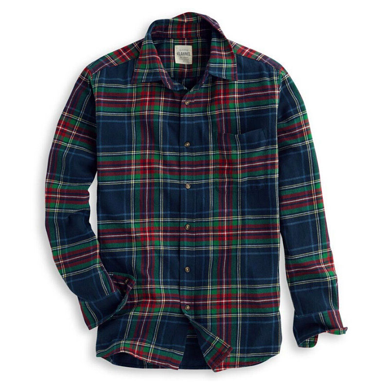New casual shirts long sleeve shirt men spring colors for Green and black plaid flannel shirt