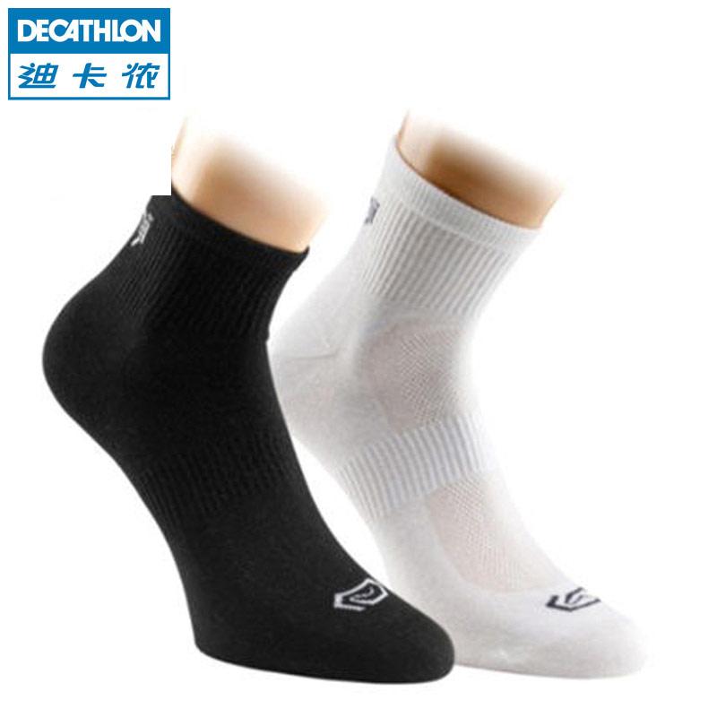 New Decathlon Brand Summer Running Socks Men Women cotton Breathable Perspiration Deodorize Comfortable Outdoor Sport Socks(China (Mainland))