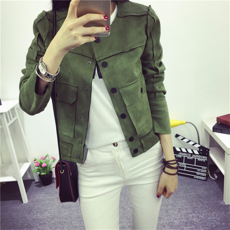 Popular Green Ladies Jacket-Buy Cheap Green Ladies Jacket lots