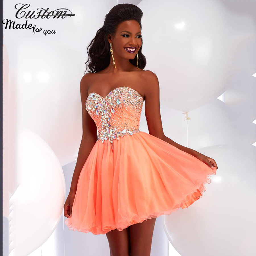 Short Prom Dresses For Teens - Prom Dresses With Pockets