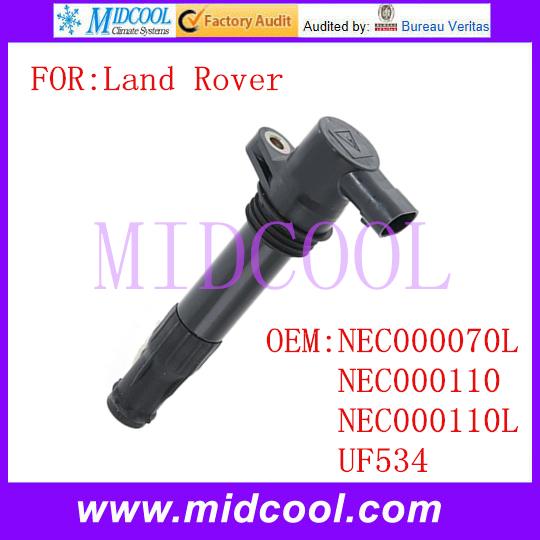 Новый катушка зажигания использования OE no. Nec000070l, Nec000110, Nec000110l, Uf534 для лендровер Freelander