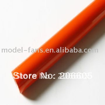 RC Airplane Covering Film For Airplane 60 x 200 cm Covering Film - Orange Red(Hong Kong)