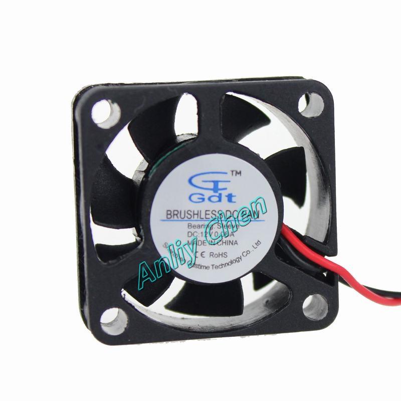 3PCS lot GDT 3010s 30MM 30 x 30 x 10MM 12V 2Pin DC Cooler Small Cooling Fan(China (Mainland))