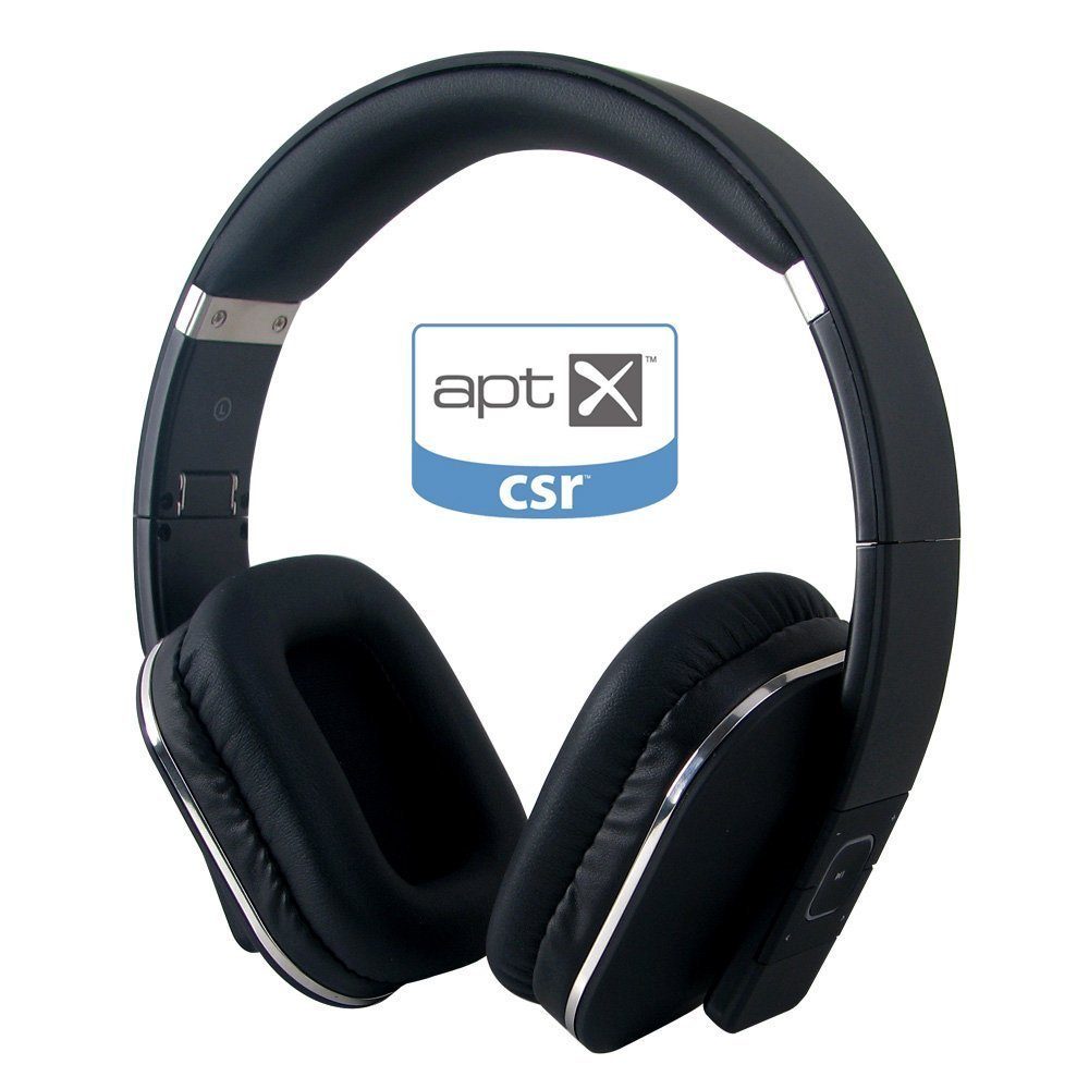 August EP650 Bluetooth Headphones with Microphone 3.5mm Audio In Wireless or Wired Stereo Headset with NFC Tap to Connect(China (Mainland))