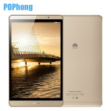 Huawei MediaPad M2 Android 16GB/64GB Phone Tablet PC 8 inch 1920*1200 Kirin930 Octa Core 3GB RAM LTE 8MP(China (Mainland))