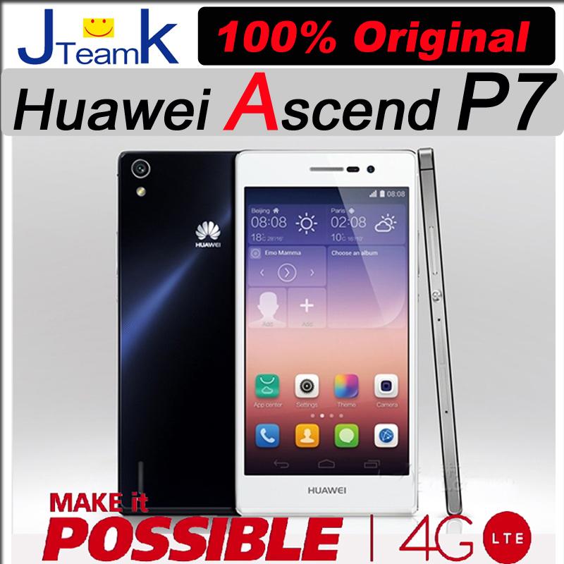 Aliexpress.com : Buy Huawei Ascend P7 LTE Phone Ultrathin ...