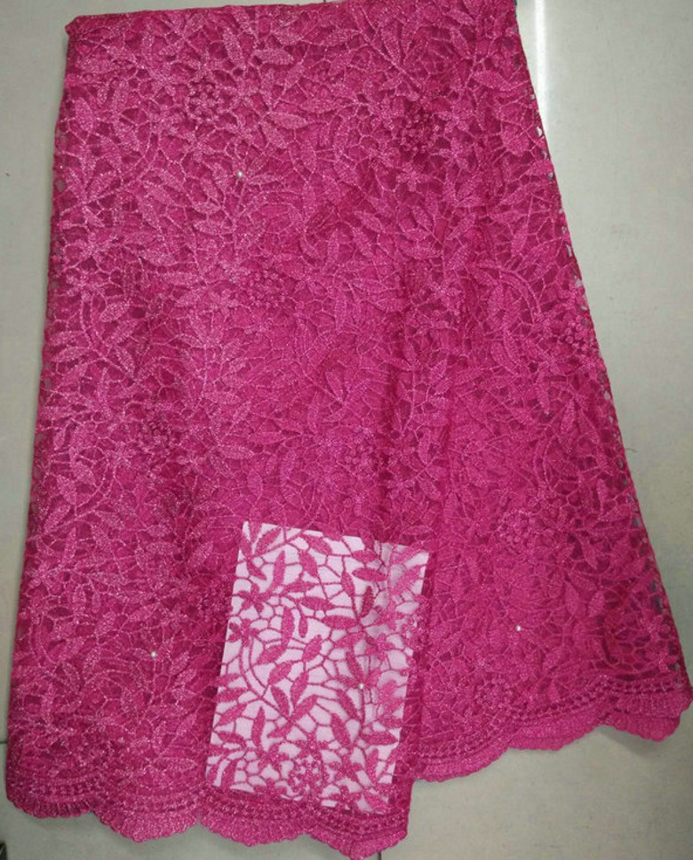 My6232 african french lace fabrics gorgeous lace with for French lace fabric for wedding dresses