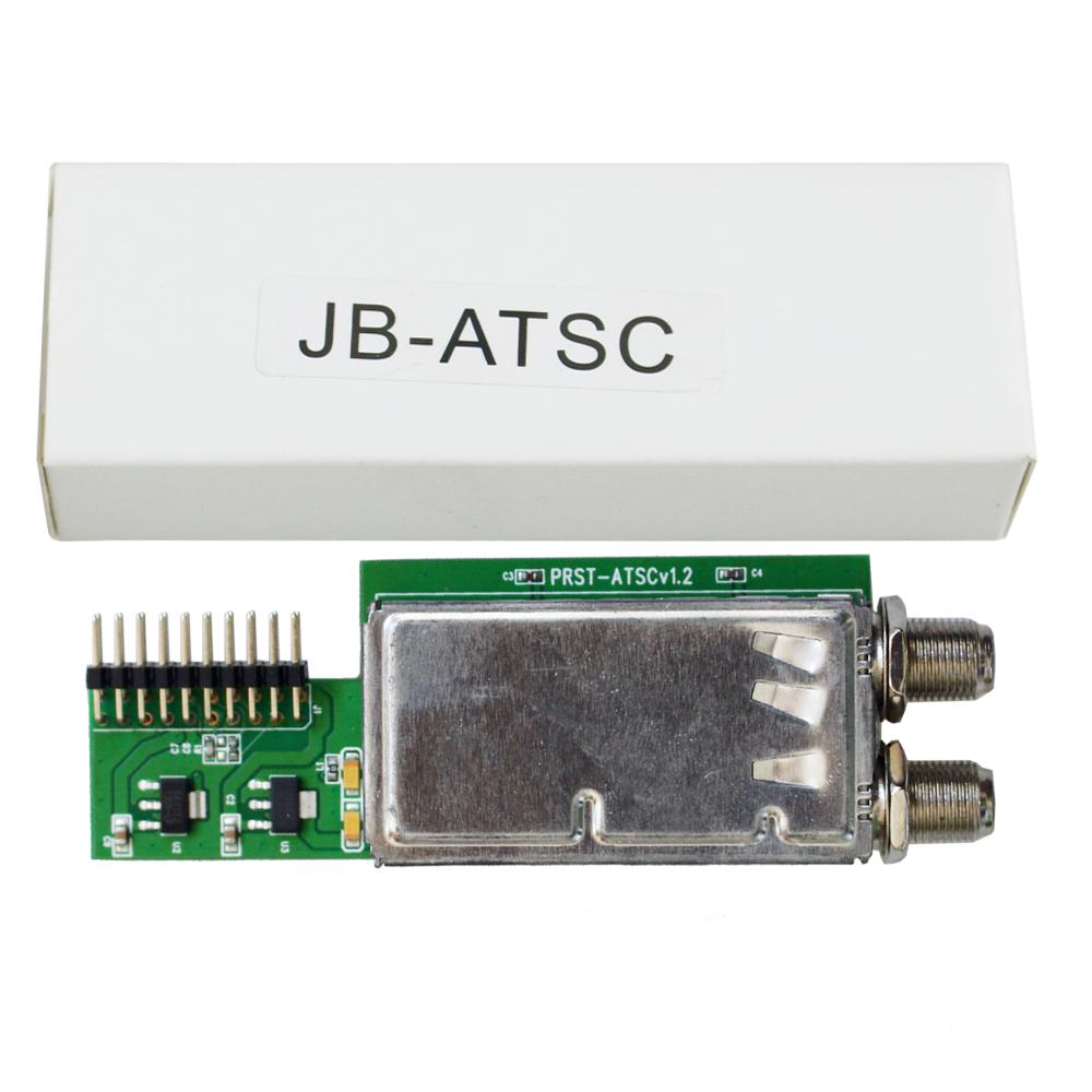 ANEWKODI JB ATSC DVB-S2 Tuner 8psk ATSC TUNER module ultra hd for JynxBox Ultra V2 V3 V4 V5 V6 V7 V10 jyazbox better than JB 200(China (Mainland))